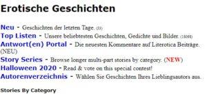 literotika-erotische Geschichten